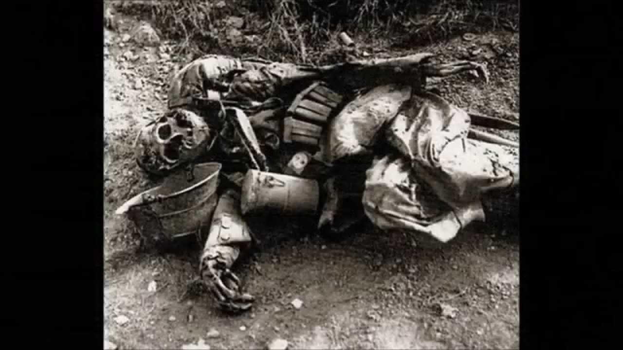 Tote Soldaten 2. Weltkrieg