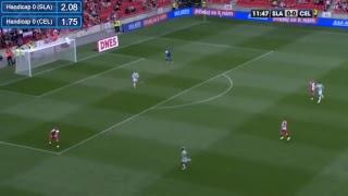 Video Gol Pertandingan Slavia Prague vs Celtic