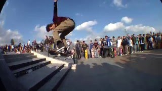Plan B  Demo at Cardboard skate shop