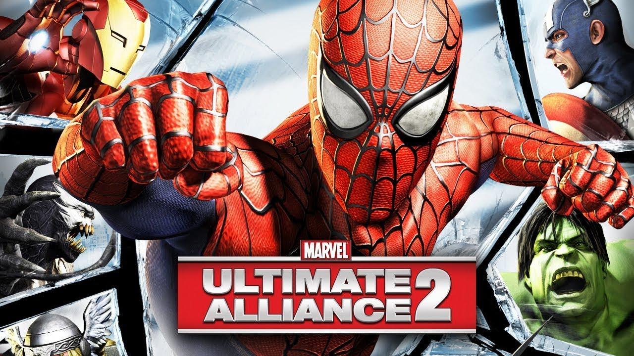 marvel ultimate alliance 2 pc download