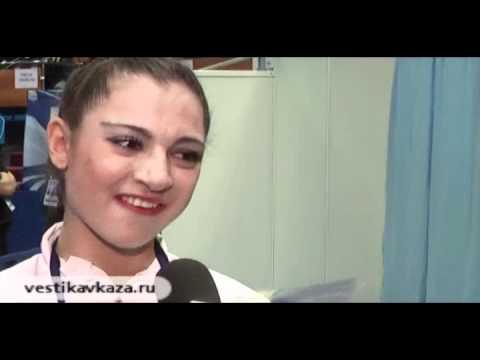 Интервью с Анной Гурбановой