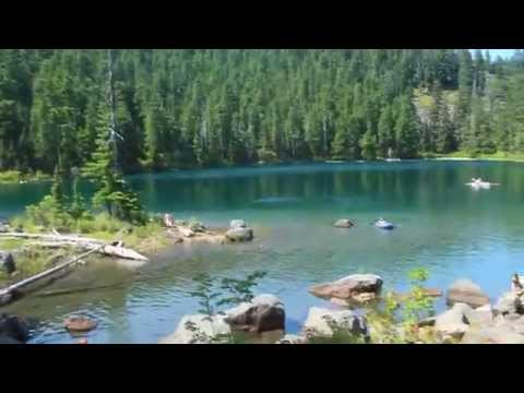 Buck Lake in the Mount Hood National Forest