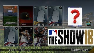 we pulled a diamond mlb the show 18 mvp edition pack opening
