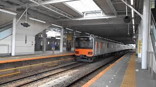 Train in Tokyo #17  JR東日本 荻窪駅 中央線発車