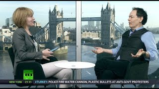 Keiser Report: When law breaking becomes basis for GDP (E542)