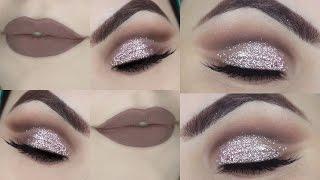 Maquiagem para o Ano Novo com Efeito Profissional - Holiday Makeup Tutorial