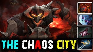 [Chaos Knight] The Whole City is Full of Chaos Now | Dota 2 Highlight