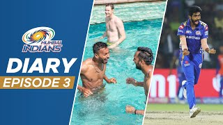Wins, Recovery and Celebrations - MI Diary | Episode 3 | Mumbai Indians
