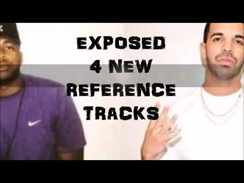 4 TRACKS WRITTEN BY DRAKE GHOSTWRITER QUENTIN MILLER (PROOF)