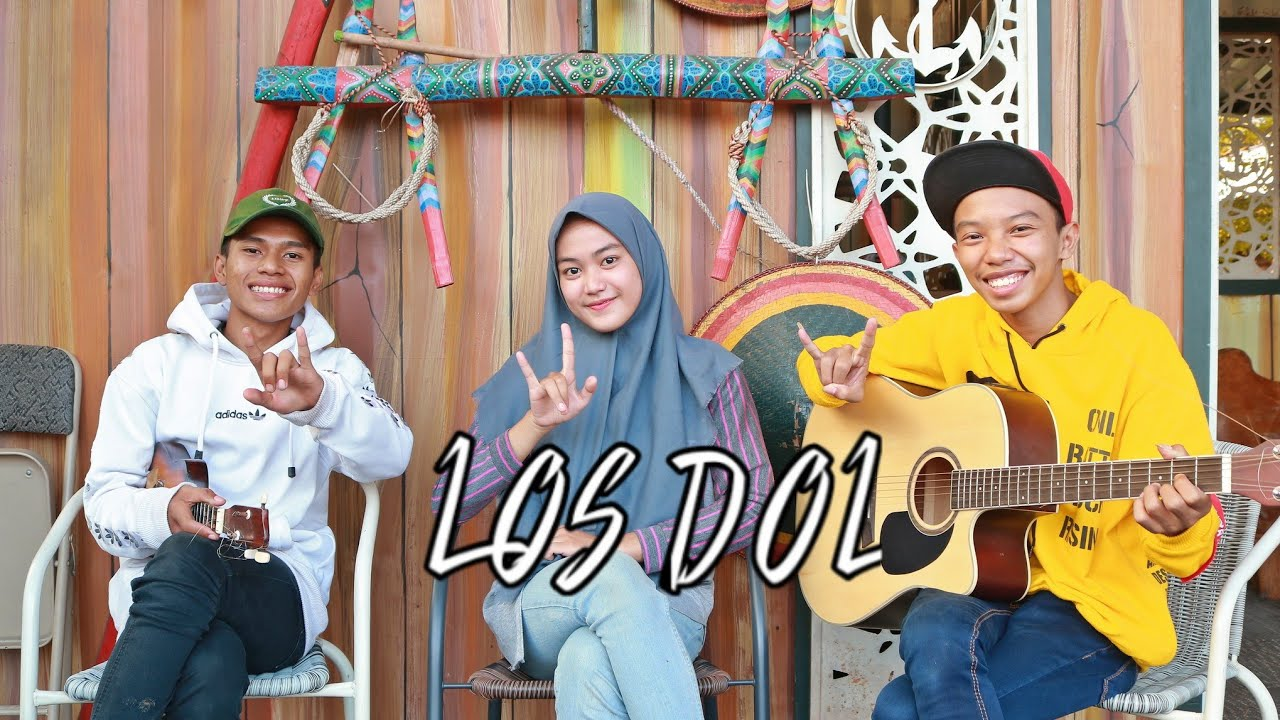 LOS DOL - Denny Caknan cover by Zidan AS, Bella, Mrizallo