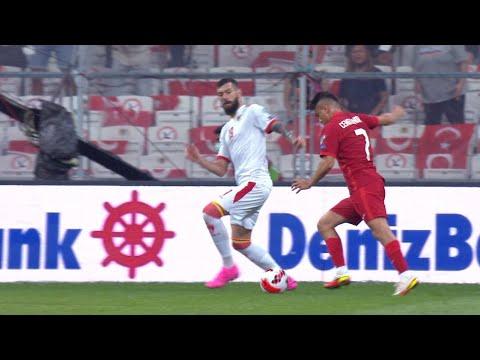 Turkey Montenegro Goals And Highlights