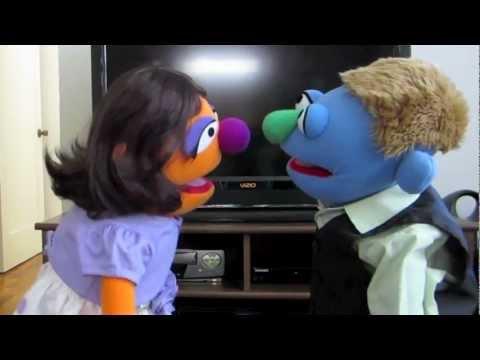 Muppet Whatnot Wedding - Davis & Riva