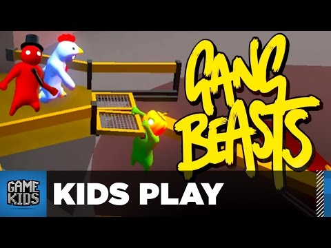 THE COMEBACK KID - Gang Beasts - Kids Play