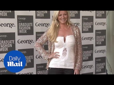 Michelle Mone supports students during fashion week (archive) - Daily Mail