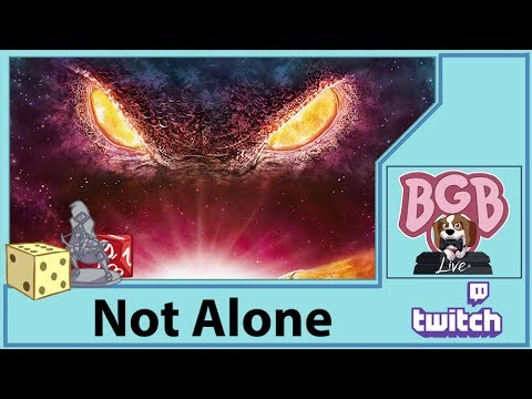 BGB Live: Not Alone (Really)