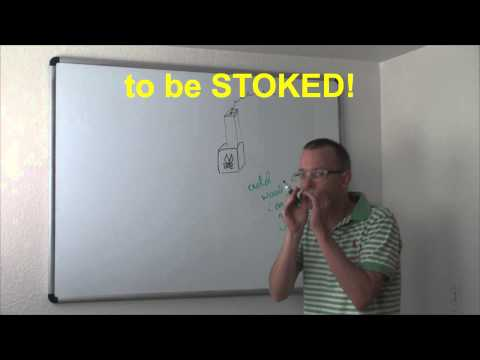 Learn English: Daily Easy English Expression 0500: to be STOKED (ending conversation fixed!)