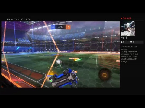 EIRE-LEON's Live PS4 Broadcast