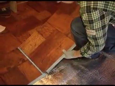 Кварц виниловая плитка. Укладка кварц виниловой напольной плитки Allure Floor