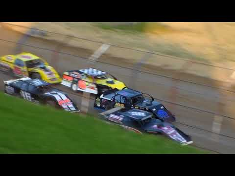 Dog Hollow Speedway - 9/10/17 E-Mods Heat Race #1