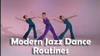 Modazz : Modern Jazz Dance
