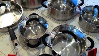 Обзор набора посуды Taller TR 1047(, 2015-07-30T19:30:13.000Z)