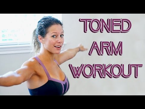 7 Easy Arm Toning Workouts That Don't Require Weights