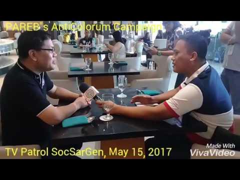 PAREB at TV Patrol SocSarGen 2