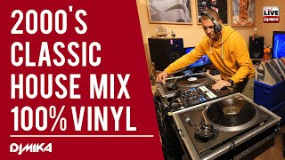 2000s Classic House & Club Mix - 100% VINYL ONLY