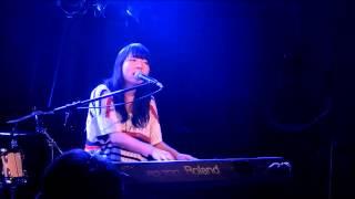 NatsuMiの代表曲「花火」の弾き語りライブ映像 バンドアレンジ→http://y...