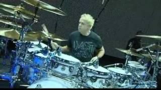 "Documentary on Depeche Mode ""Touring the Angel"" live setup"