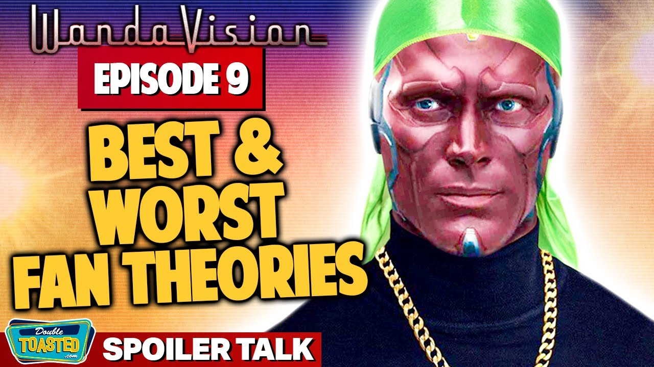 WANDAVISION EPISODE 9 REVIEW | FAN THEORIES DISCUSSION | Double Toasted