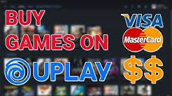 How to Buy Games on UPlay
