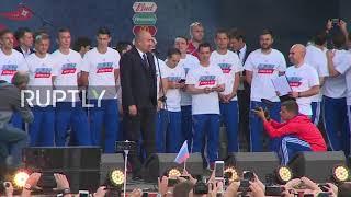 rUSSIAN TEAM ARTOFZOO