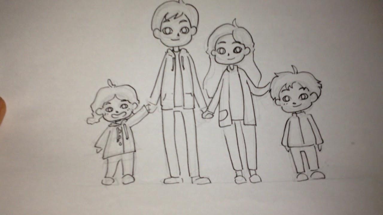 A 01 Animasi Lagu Anak Karya Ibu Sud Sketsa Karakter Youtube