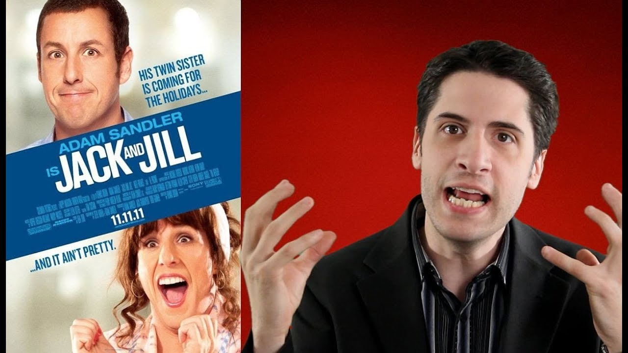 Jack And Jill Movie Review Youtube
