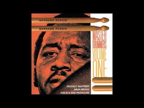 Bernard Purdie – Master Drummers (Volume One)