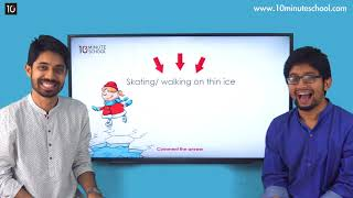 7. Walking on Thin Ice | Idioms & Phrases | Ayman Sadiq & Sakib Bin Rashid