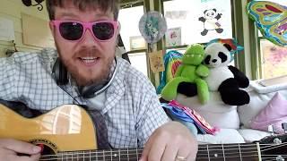Kygo - Happy Now (feat. Sandro Cavazza) // easy guitar tutorial for beginner