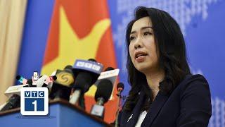 Việt Nam yêu cầu Trung Quốc rút tàu khảo sát trái phép