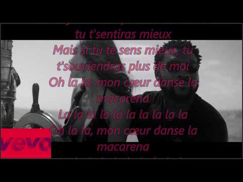 Damso - Θ. Macarena (Official audio and Lyrics)