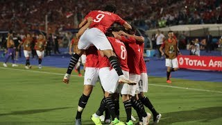 AFCON 2019 | Egypt vs Zimbabwe | Highlights