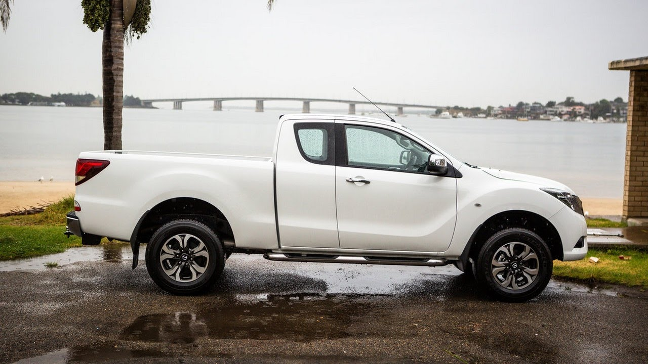 Mazda bt50 freestyle cab review