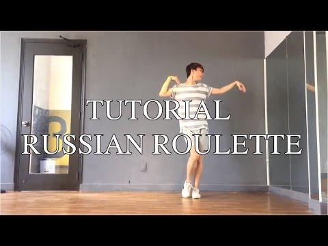 [HƯỚNG DẪN NHẢY] RUSSIAN ROULETTE - RED VELVET by Bin Ga from Vietnam [MIRRORED]