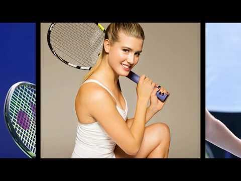 اجمل لاعبات التنس في العالم