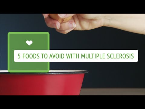 5 Foods to Avoid with Multiple Sclerosis