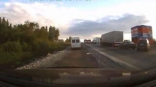 Ремонт дороги на киевском шоссе - вестник апокалипсиса.5