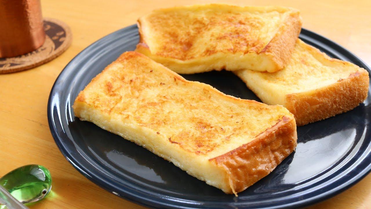作り方 フレンチトースト