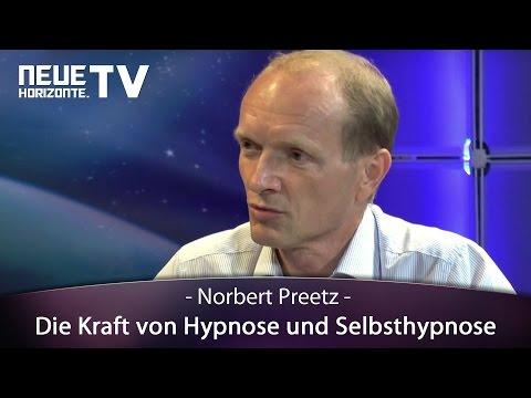 Die Kraft von Hypnose und Selbsthypnose – Norbert Preetz