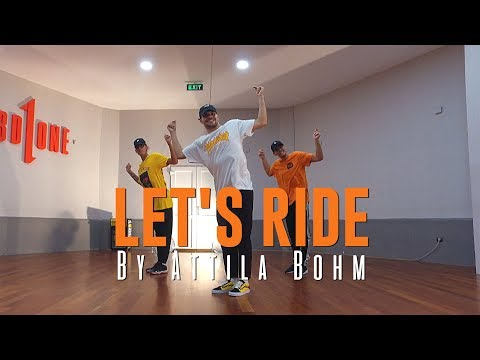 "Ground Up ""LET'S RIDE"" Choreography by Attila Bohm"