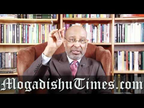 Prof. Ahmed Samatar oo aan ka wareysanay heshiiskii Kampala iyo Hiil Qaran